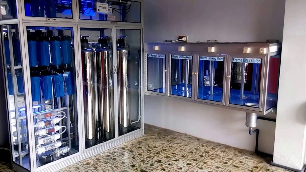 Tips – Tips Membuka Perusahaan Water Treatment Untuk Usaha Depot Air
