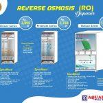 Pengolahan air dengan reverse osmosis